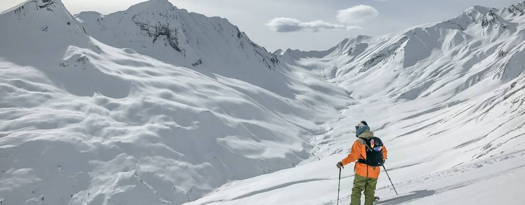 7e3cf1d69c3 Ski Tour Georgia s Backcountry in 7 Days