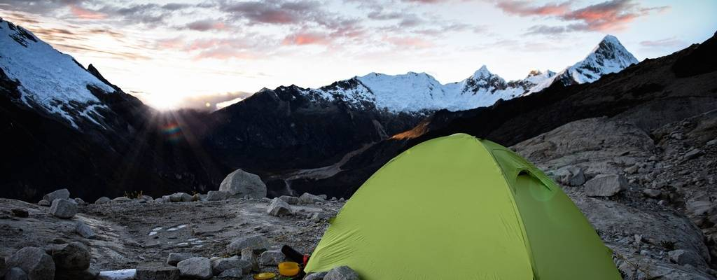 Wild Camping Adventures in South America   Much Better ...