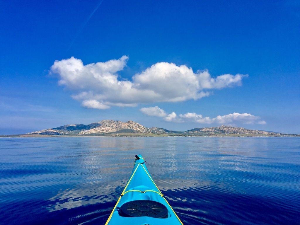 Sea Kayak Sardinia In 4 Days